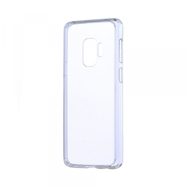 Husa Samsung Galaxy S9 Silicon TPU Transparent Ultraslim 0.3mm 3