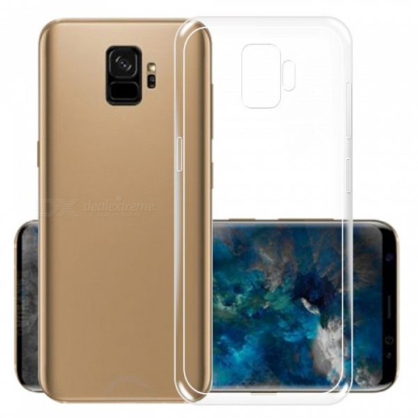 Husa Samsung Galaxy S9 Silicon TPU Transparent Ultraslim 0.3mm 0