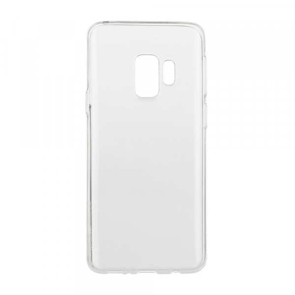 Husa Samsung Galaxy S9 Silicon TPU Transparent Ultraslim 0.3mm 2
