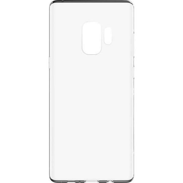 Husa Samsung Galaxy S9 Silicon TPU Transparent Ultraslim 0.3mm 1