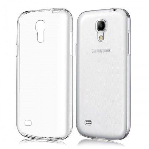 Husa Samsung Galaxy S4 Mini Silicon TPU Transparent Ultraslim 0.3mm