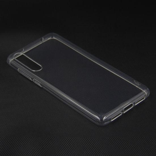 Husa Huawei P 20 Plus Silicon TPU Transparent Ultraslim 0.3mm 1