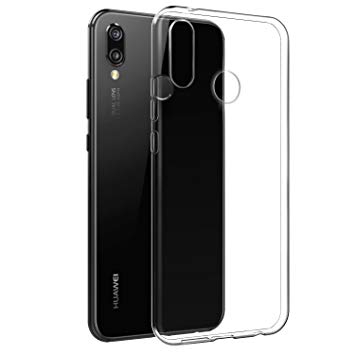 Husa Huawei P20 Lite Silicon TPU Transparent Ultraslim 0.3mm 1