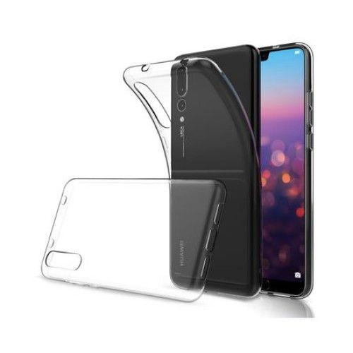 Husa Huawei P20 Silicon TPU Transparent Ultraslim 0.3mm