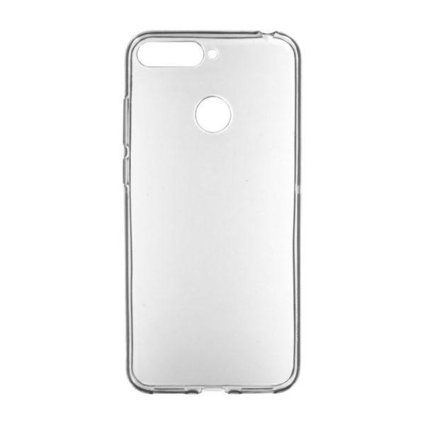 Husa Huawei Y6 2018 / 7A / 8E Silicon TPU Transparent Ultraslim 0.3mm 0