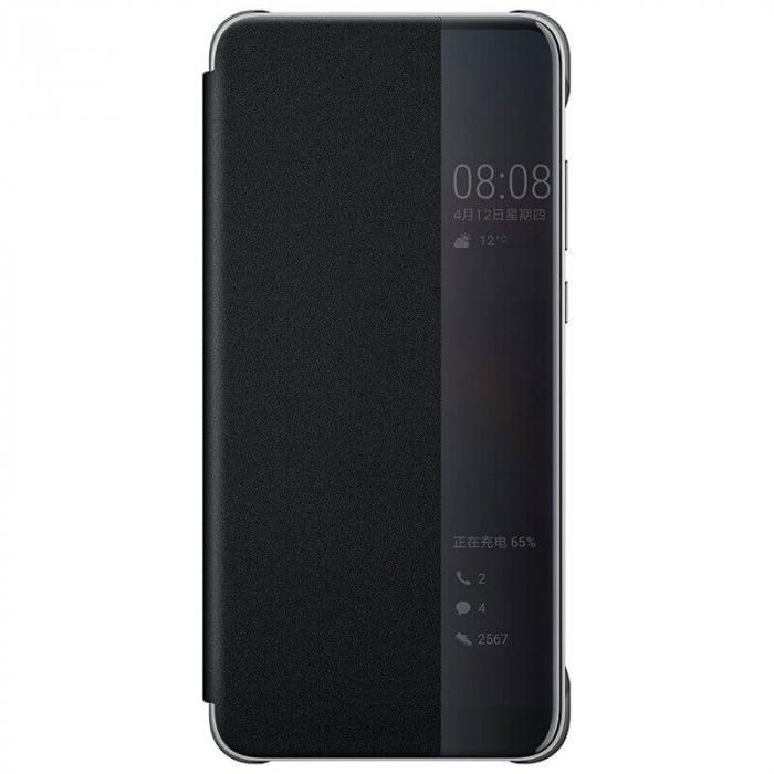 Husa Flip Samsung A42 5G Negru Tip Carte Art 0