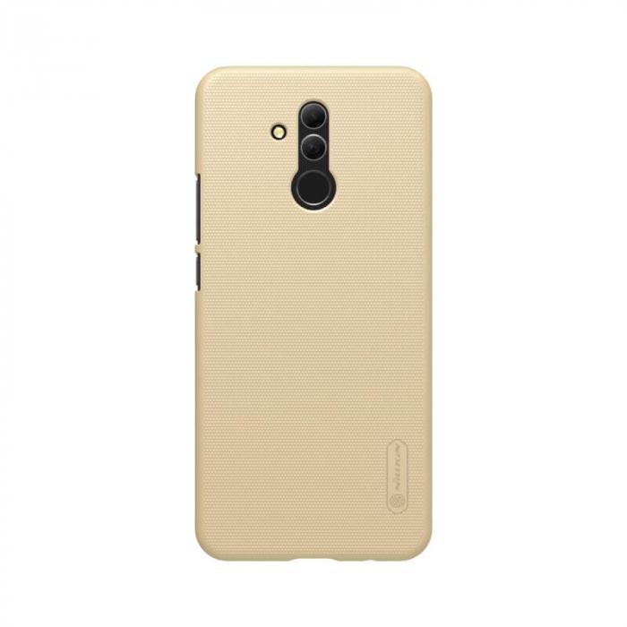 Husa Silicon Huawei Mate 20 Lite Auriu Nillkin Frosted 0