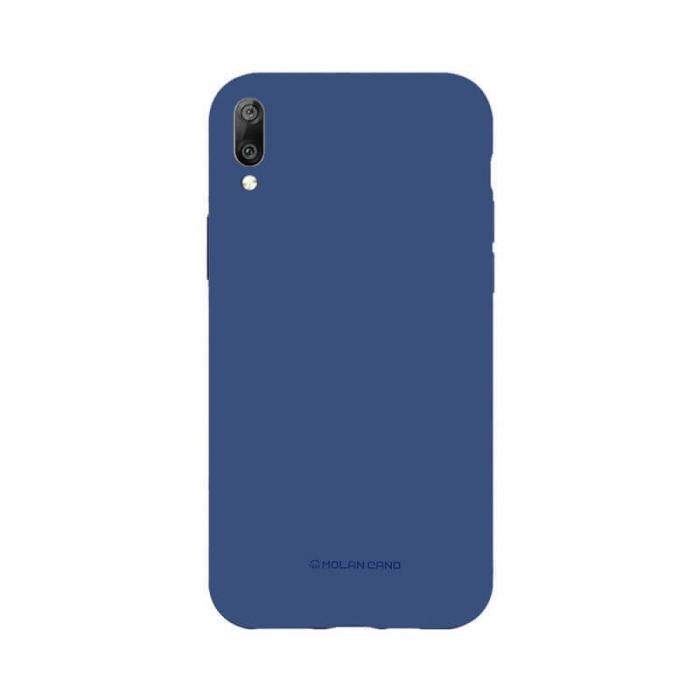Husa Huawei P Smart Z Silicon Albastru Molan Cano [0]