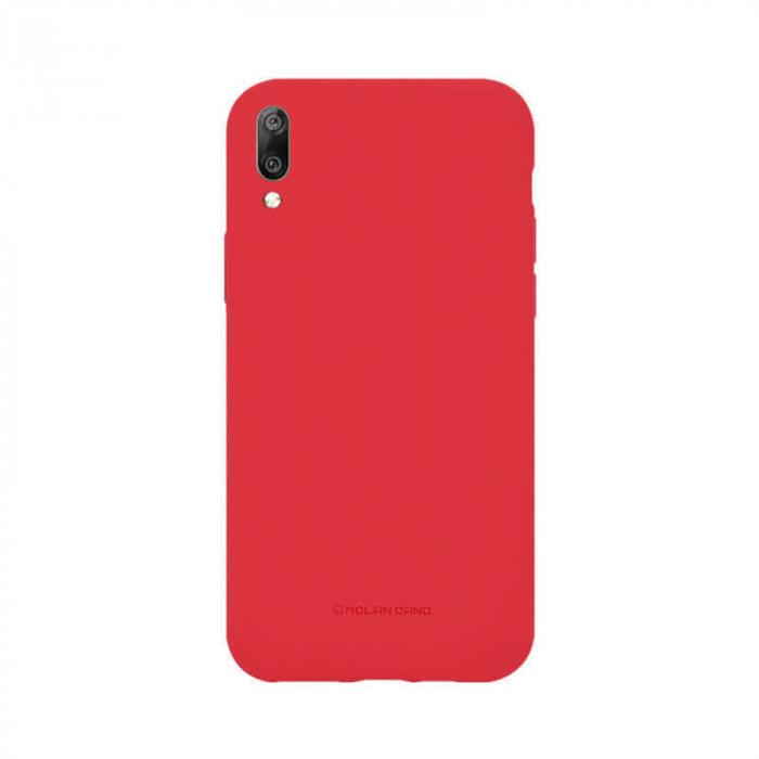 Husa Huawei P Smart Z Silicon Rosu Molan Cano 0