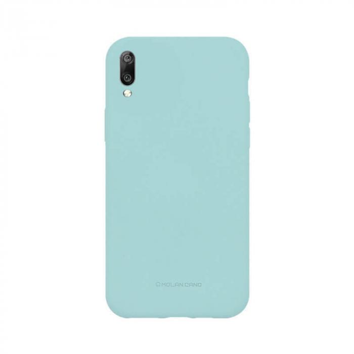 Husa Huawei P Smart Z Silicon Turcoaz Molan Cano 0
