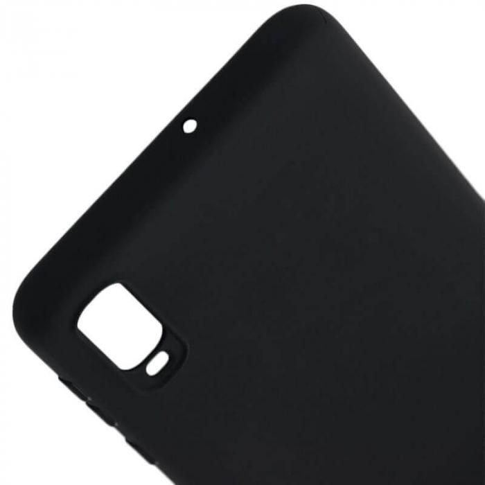 Husa Huawei P30 2019 Negru Silicon Slim protectie Premium Carcasa [2]