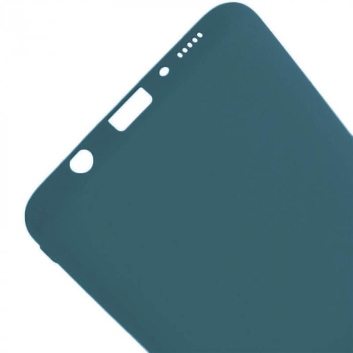 Husa Huawei P30 Lite 2019 Bleumarin Silicon Slim protectie Premium Carcasa 3