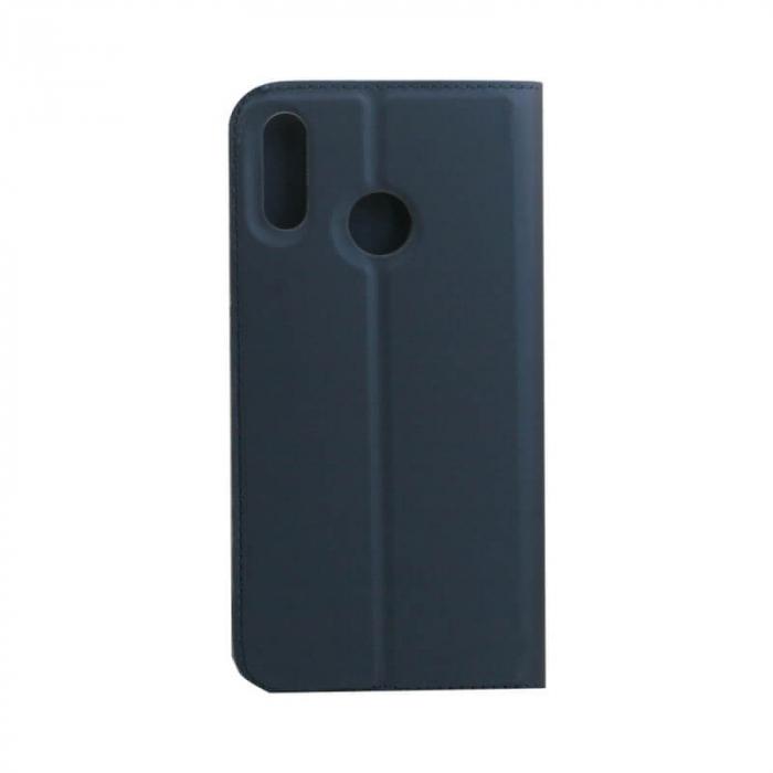 Husa Flip Huawei P30 Lite Tip Carte Albastru Focus [2]