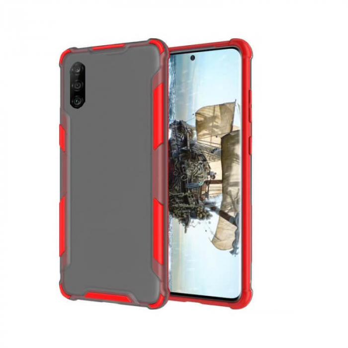 Husa Huawei P30 Lite Antisoc Rosu 0