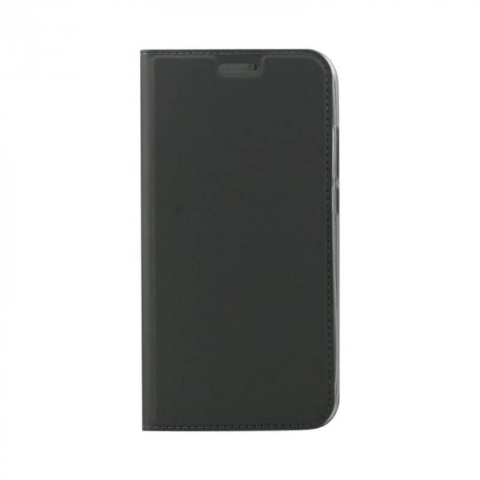 Husa Flip Huawei P30 Lite Tip Carte Negru Focus [0]