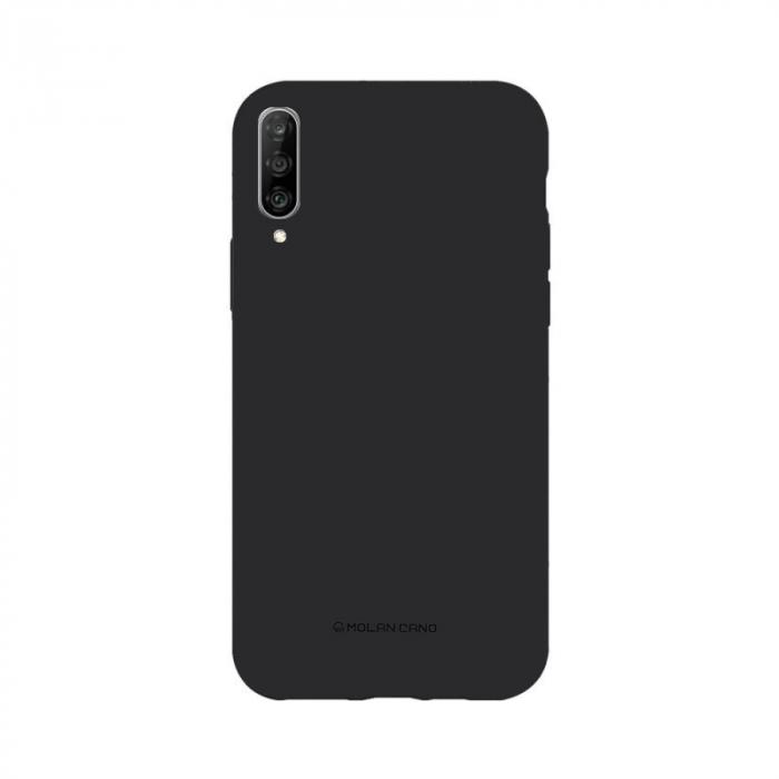 Husa Huawei P30 Lite Silicon Negru Molan Cano 0