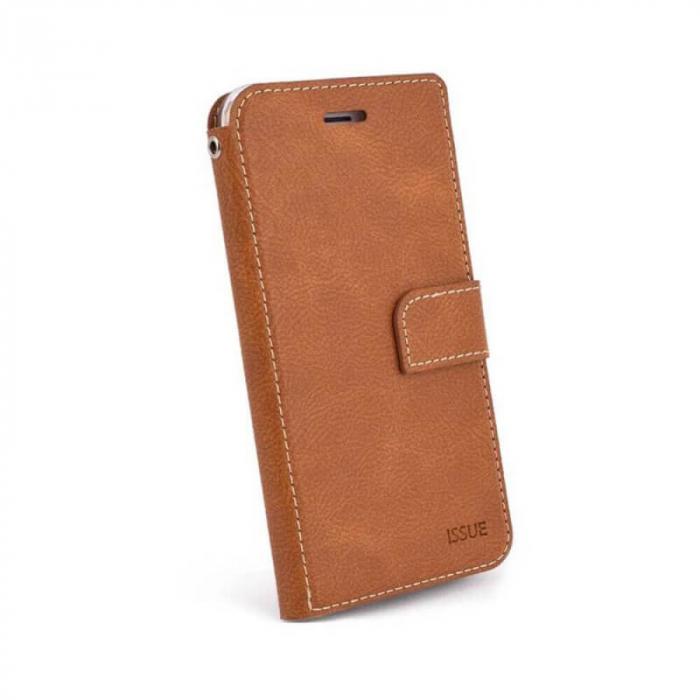 Husa Flip Huawei P30 Lite Tip Carte Maro Magnetica Hana Issue [0]