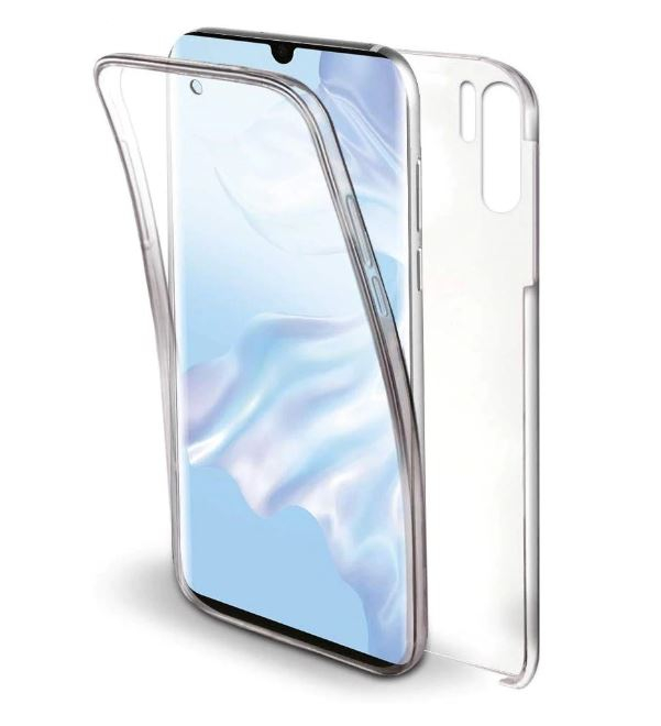 Husa Huawei P30 Pro Full Cover 360 Grade Transparenta 0