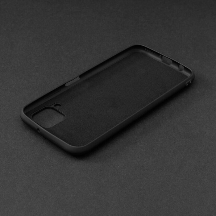 Husa Huawei P40 Lite 2020 Negru Silicon Slim protectie Premium Carcasa [4]