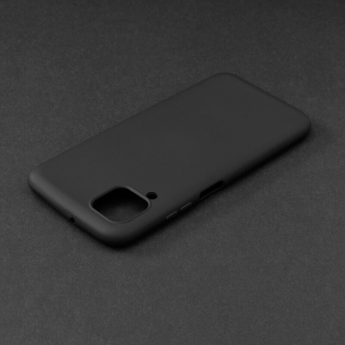 Husa Huawei P40 Lite 2020 Negru Silicon Slim protectie Premium Carcasa [5]