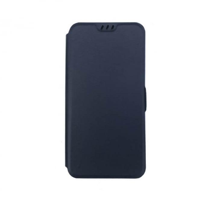 Husa Huawei P40 Lite Albastru Toc Atlas Smart 0