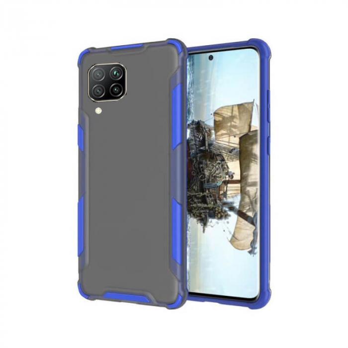 Husa Huawei P40 Lite Antisoc Albastru 0