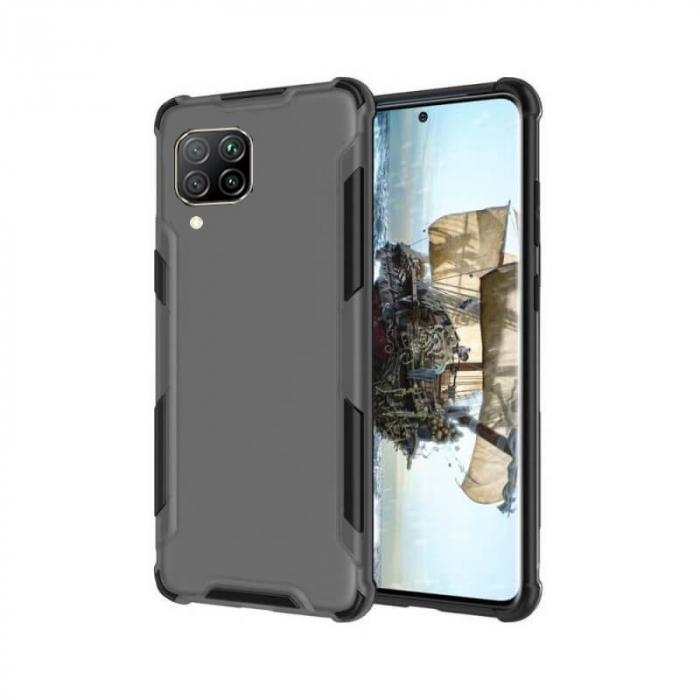 Husa Huawei P40 Lite Antisoc Negru 0