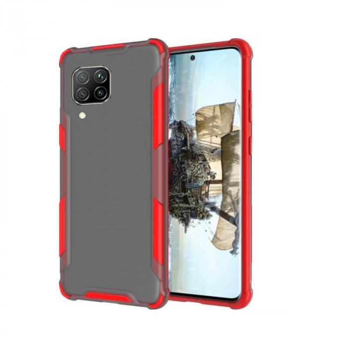 Husa Huawei P40 Lite Antisoc Rosu 0