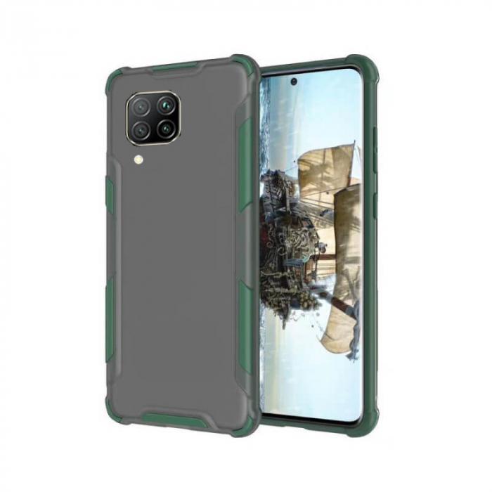 Husa Huawei P40 Lite Antisoc Verde 0