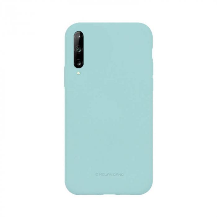 Husa Huawei P40 Lite E Silicon Turcoaz Molan Cano 0