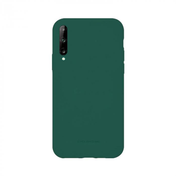 Husa Huawei P40 Lite E Silicon Verde Molan Cano 0