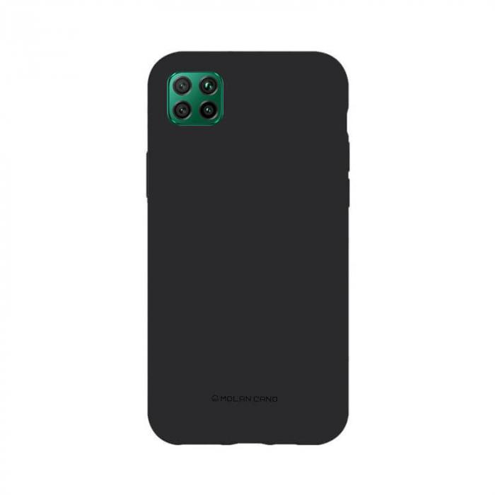 Husa Huawei P40 Lite Silicon Negru Molan Cano 0