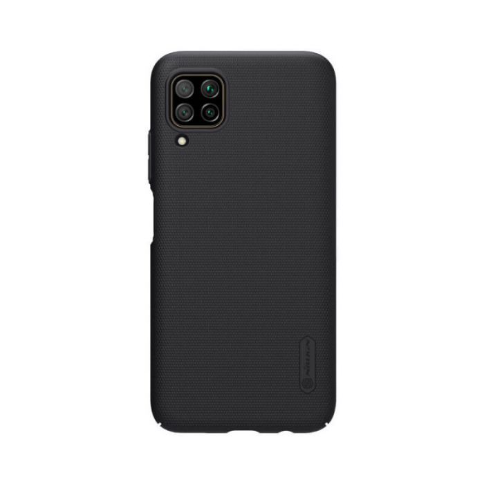Husa Silicon Huawei P40 Lite Negru Nillkin Frosted [0]