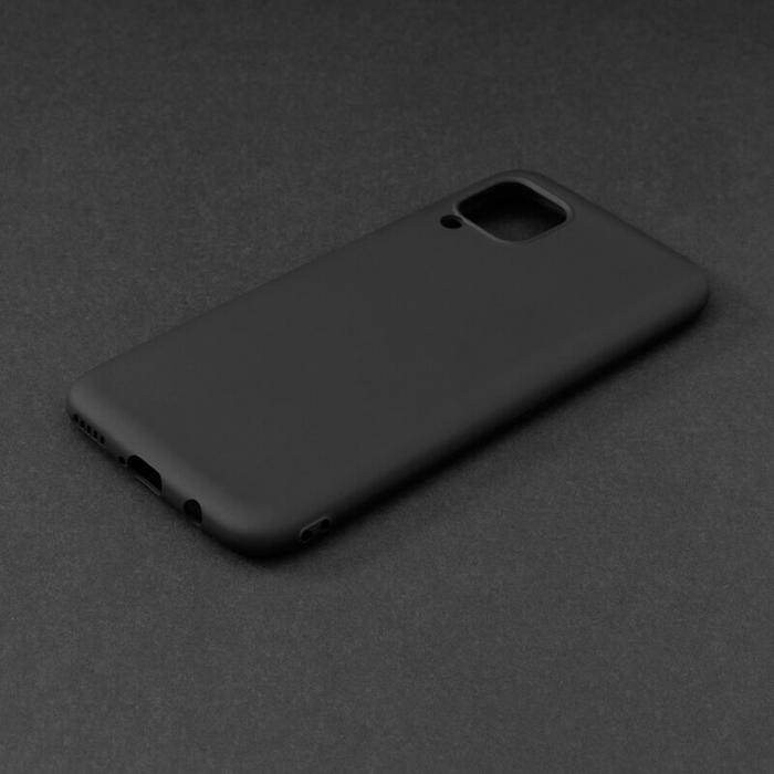 Husa Huawei P40 Lite Negru Silicon Slim protectie Carcasa [2]