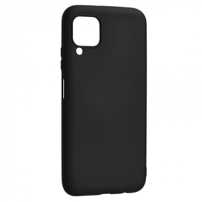 Husa Huawei P40 Lite Negru Silicon Slim protectie Carcasa [3]