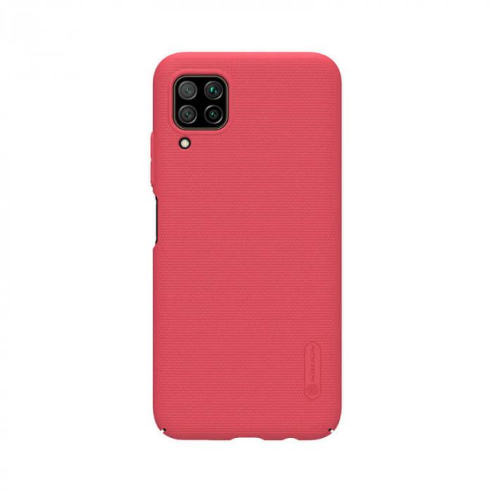 Husa Silicon Huawei P40 Lite Rosu Nillkin Frosted [0]