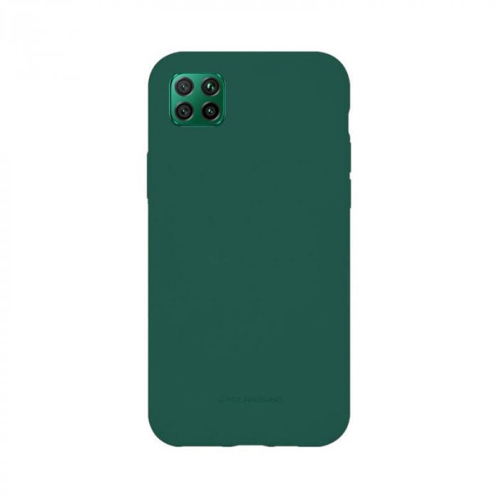 Husa Huawei P40 Lite Silicon Verde Molan Cano 0