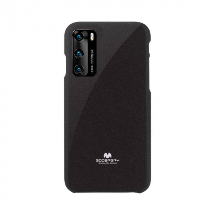 Husa Huawei P40 Negru Mercury Jelly 0