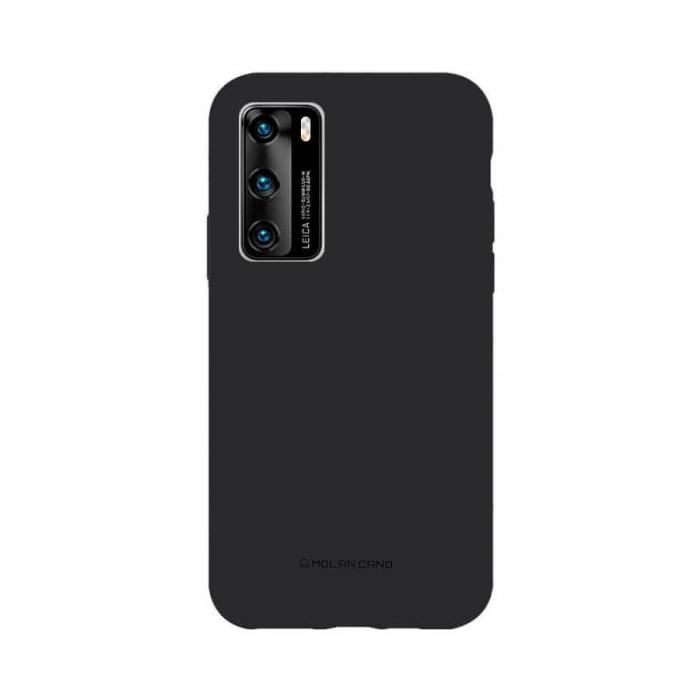 Husa Huawei P40 Silicon Negru Molan Cano 0