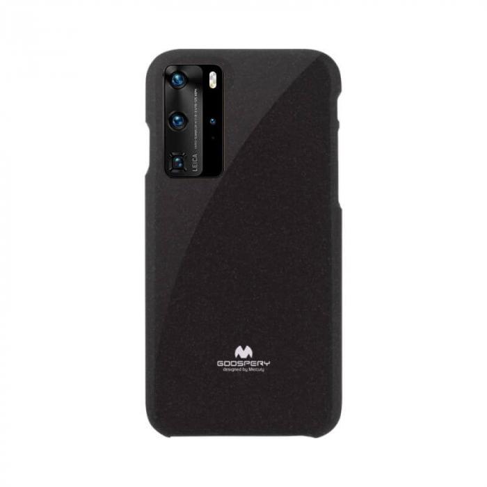 Husa Huawei P40 Pro Negru Mercury Jelly 0