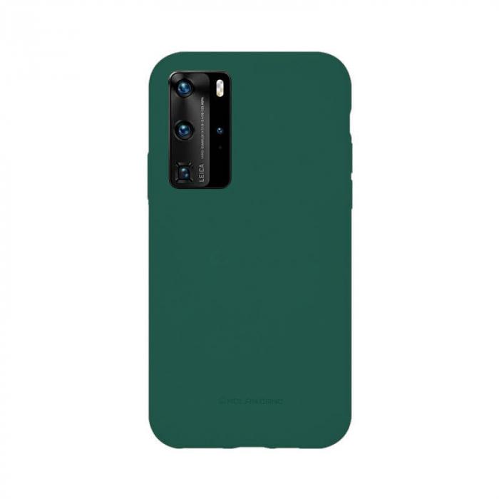 Husa Huawei P40 Pro Silicon Verde Molan Cano 0