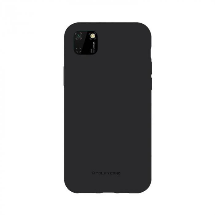 Husa Huawei Y5P Silicon Negru Molan Cano 0