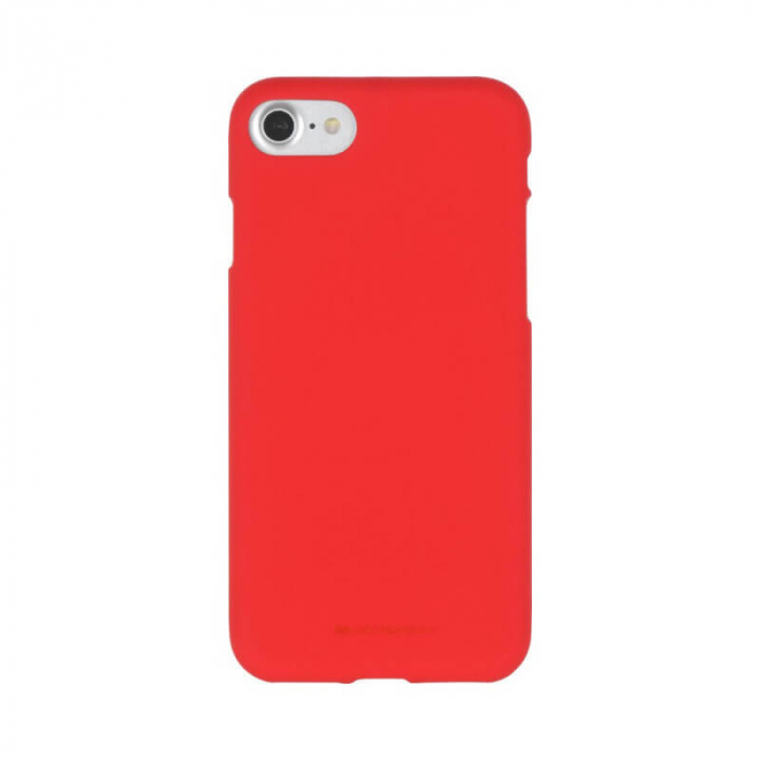 Husa Huawei Y5P Rosu Jelly Soft 0