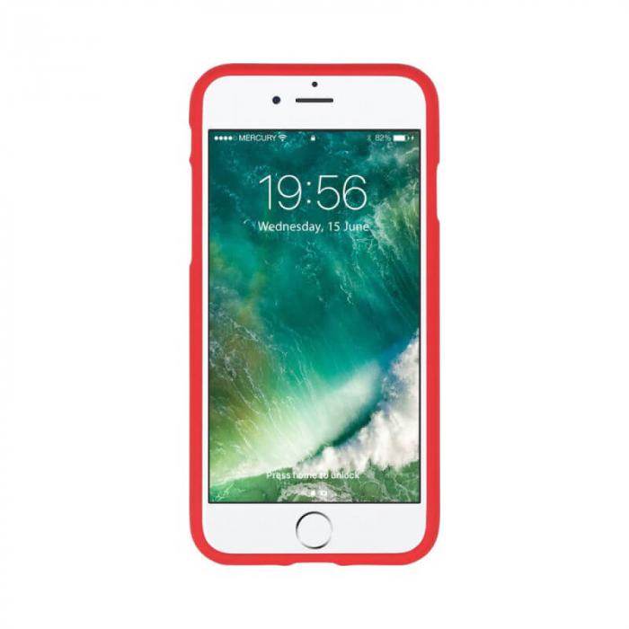Husa Huawei Y5P Rosu Jelly Soft 1
