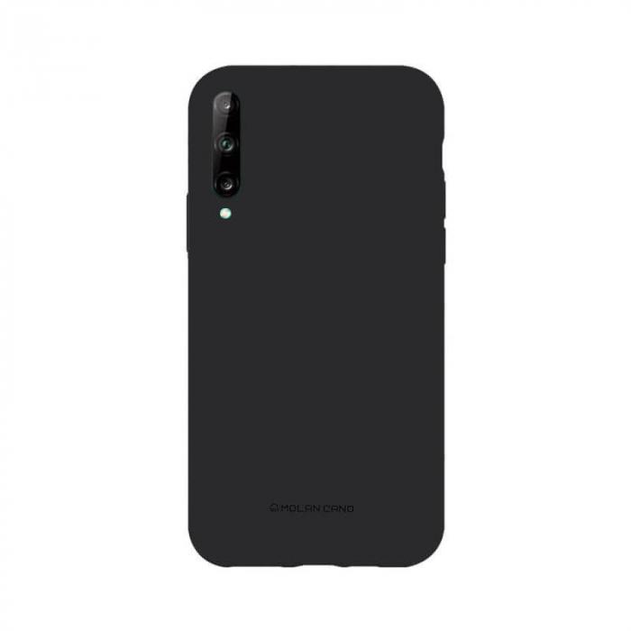 Husa Huawei Y6P Silicon Negru Molan Cano 0