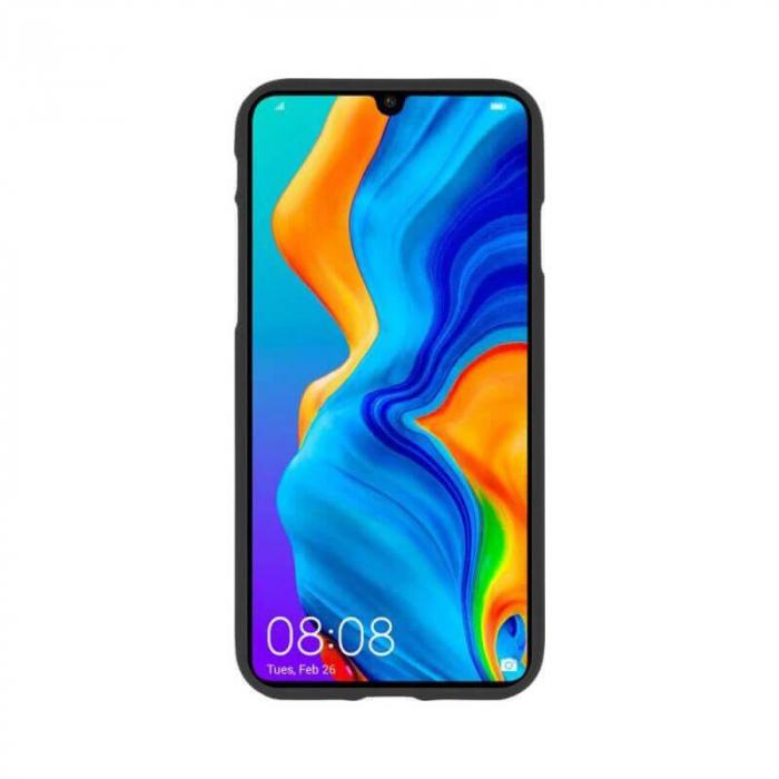 Husa Huawei Y7 2019 Negru Jelly Soft 1