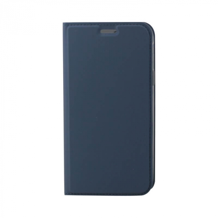 Husa Flip Huawei Y7P Tip Carte Albastru Focus [0]