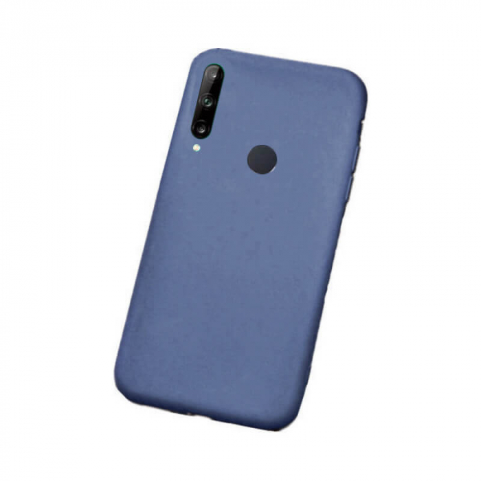Husa Huawei Y7P Albastru Silicon Slim Atlas Ice 0