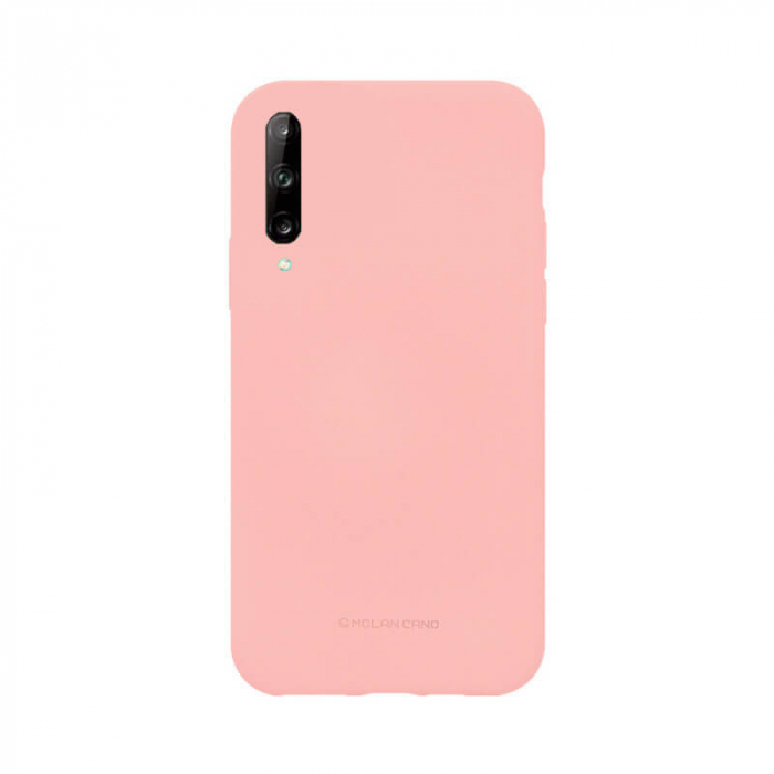 Husa Huawei Y7P Silicon Roz Molan Cano 0