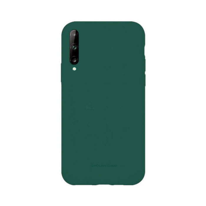 Husa Huawei Y7P Silicon Verde Molan Cano 0